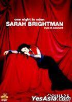 Sarah Brightman - One Night In Eden : Live In Concert (DVD) (Korea Version)