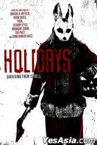 Holidays (2016) (DVD) (US Version)