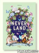 WJSN Mini Album - Neverland (Version II) + Poster in Tube (Version II)