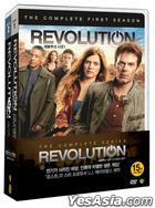 Revolution (DVD) (Season 1 & 2) (10-Disc) (Limited Edition) (Korea Version)