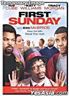 First Sunday (Blu-ray) (Hong Kong Version)