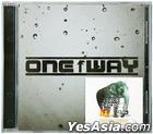 One Way Vol. 1 - Rainy Days (Autographed CD) + One Way Mini Album - Oneway Street (Autographed CD)