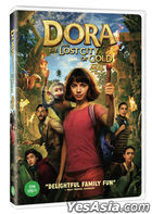 Dora and the Lost City of Gold (DVD) (Korea Version)
