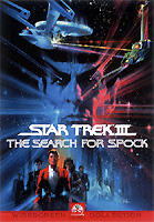 Star Trek 3 The Search For Spock (DVD) (Japan Version)