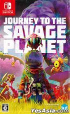 Journey to the savage planet (日本版)