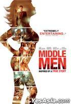 Middle Men (2009) (VCD) (Hong Kong Version)