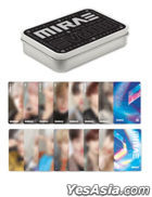 MIRAE 'KILLA' Official Goods - Tin Case & Photo Card Set