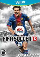 FIFA Soccer 13 (Wii U) (US Version)