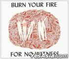 Burn Your Fire With No Witness (EU Version)