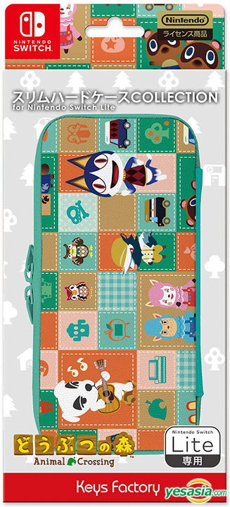 Yesasia Slim Hard Case Collection For Nintendo Switch Lite Animal Crossing Japan Version Nintendo Switch