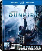 Dunkirk (2017) (2D Blu-ray + Bonus Blu-ray) (2-Disc Edition) (Digibook) (Taiwan Version)