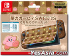 Hoshi no Kirby Whole Protect Cover for Nintendo Switch SWEETS (Japan Version)