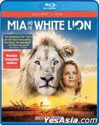 Mia and the White Lion (2018) (Blu-ray + DVD) (US Version)