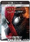 Spider-Man: Far From Home (2019) (4K Ultra HD + Blu-ray) (Hong Kong Version)