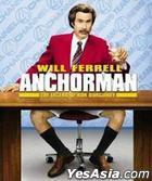 Anchorman - The Legend of Ron Burgundy (2004) (Blu-ray) (Hong Kong Version)