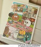 Majo & Sady - Cartoon Line Notebook (Picnic)