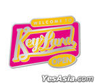SHINee: Key 'THE AGIT - KEY LAND' Official Goods - Badge (Type A)