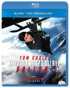 Mission: Impossible - Fallout (Blu-ray + DVD) (Japan Version)