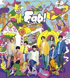 Fab! -Music speaks.- [TYPE 1] (ALBUM +DVD) (First Press Limited Edition) (Japan Version)
