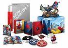 Spider-Man: Homecoming Premium Box [Japan Only B3 Poster,  Blu-ray + 3DBlu-ray + 4K ULTRA HD] (Limited Edition)(Japan Version)