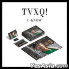 TVXQ! - Puzzle Package (U-Know Yun Ho Version)