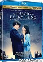 The Theory of Everything (2014) (Blu-ray) (Hong Kong Version)