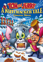 Tom And Jerry: A Nutcracker Tale (DVD) (Japan Version)