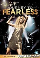 Journey To Fearless (DVD) (Taiwan Version)