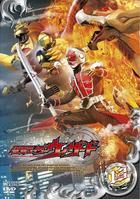 Kamen Rider Wizard Vol.13 (DVD)(Japan Version)