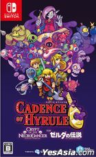 Cadence of Hyrule: Crypt of the NecroDancer Feat. The Legend of Zelda (Japan Version)