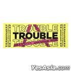 ayumi hamasaki - TROUBLE TOUR 2020 A - Saigo no Trouble - Sport Towel(YELLOW)