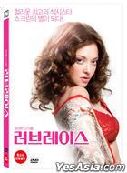Lovelace (2013) (DVD) (Korea Version)