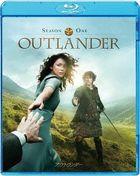 Outlander Season 1 Blu-ray Complete Pack (Japan Version)