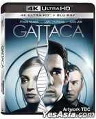 Gattaca (1997) (4K Ultra HD + Blu-ray) (Taiwan Version)