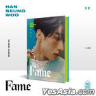 Victon : Han Seung Woo Mini Album Vol. 1 - Fame (HAN Version) + Random Poster in Tube