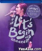 Let's Begin Concert 2015 Live (Blu-ray)