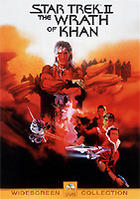 Star Trek 2 The Wrath Of Khan (DVD) (Japan Version)