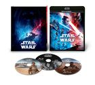Star Wars: The Rise of Skywalker (MovieNEX + Blu-ray + DVD) (First Press Limited Edition) (Japan Version)