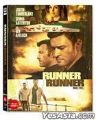 Runner Runner (2013) (Blu-ray) (Limited Edition) (Korea Version)