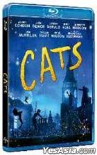Cats (2019) (Blu-ray) (Hong Kong Version)