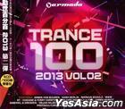 Trance 100 2013 Vol.2 (4CD) (Taiwan Version)
