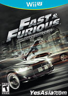 Fast & Furious Showdown (Wii U) (美國版)