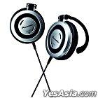 Pioneer SE-EX7-J1 (Silver) Back Open Type Mechanism Headphones