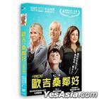St. Vincent (2014) (DVD) (Taiwan Version)