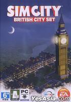 SimCity: British City Set (PC Download Code) (英文版)