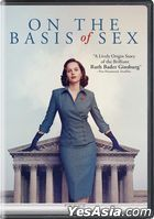 On the Basis of Sex (2018) (DVD) (US Version)
