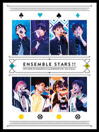 Ensemble Stars!! Unit Song CD ALKALOID & Crazy:B Release Live - Kiss of Party - [BLU-RAY] (Japan Version)