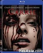 Carrie (2013) (Blu-ray) (Hong Kong Version)