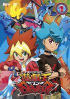 YU-GI-OH!SEVENS DUEL-1 (Japan Version)