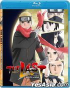 The Last Naruto The Movie (Blu-ray) (Hong Kong Version)